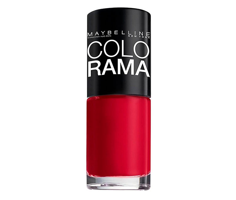 Maybelline New York лак для ногтей «Colorama»